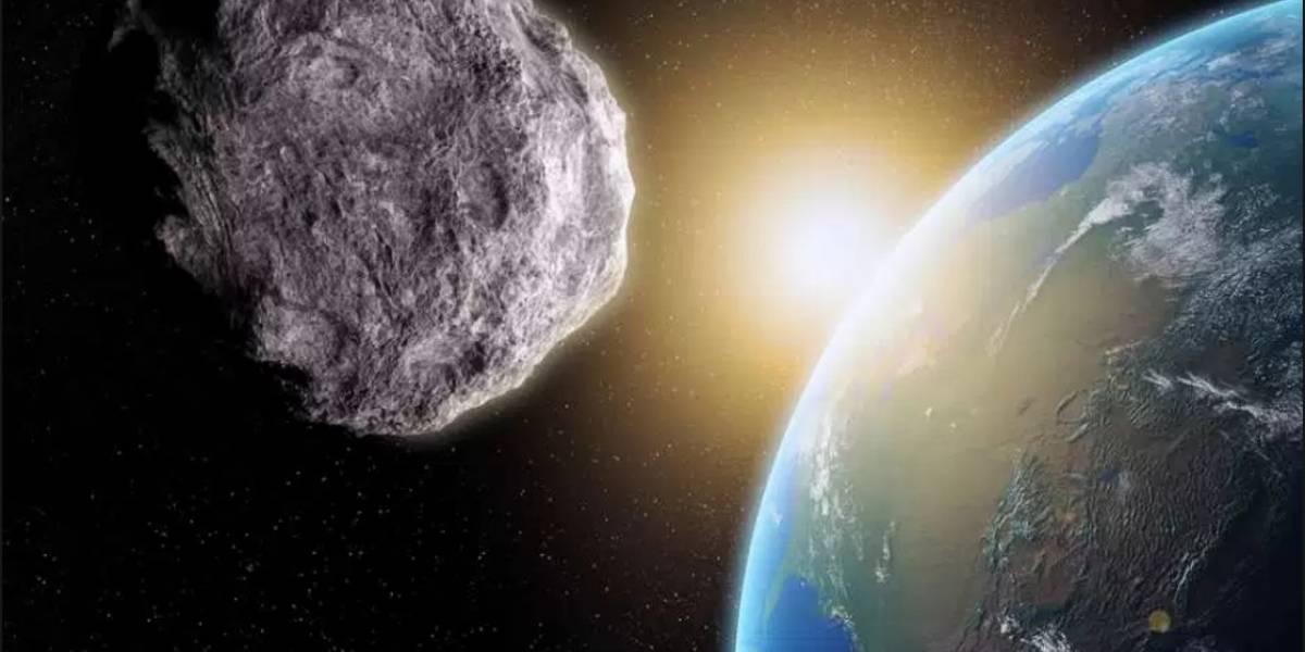 Asteroide del tamaño de un autobús pasó cerca de la Tierra el lunes