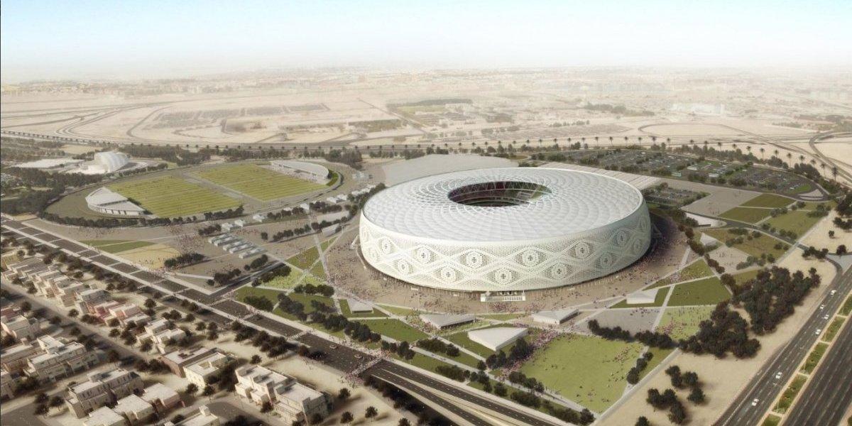 Presentan el estadio para el Mundial de Catar 2022