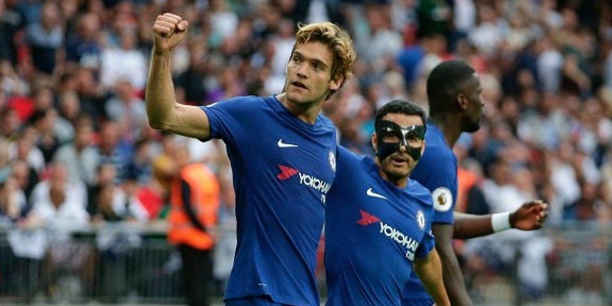El Chelsea hunde al Tottenham en Wembley ¡con doblete!