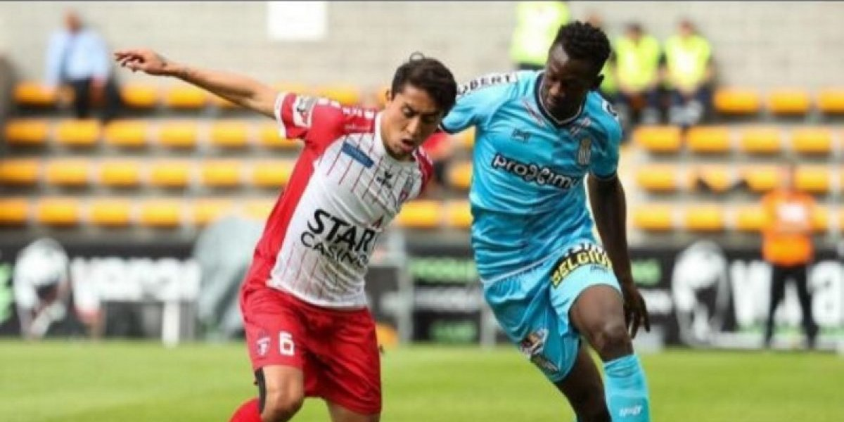Anota Govea en triunfo del Mouscron