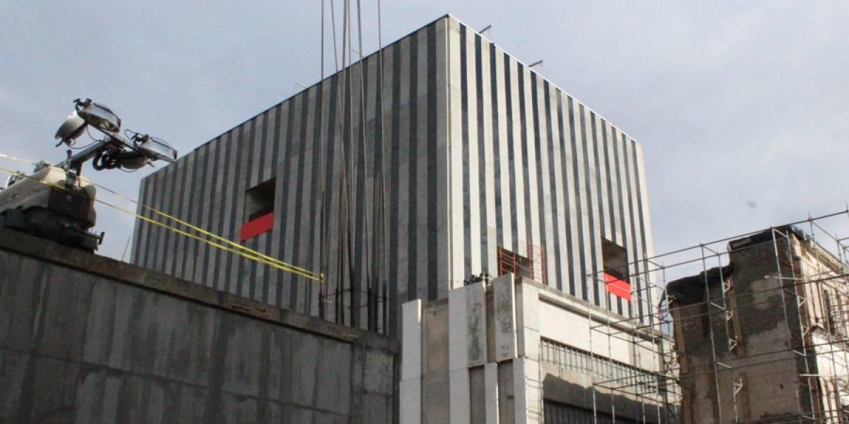 Sufre atraso entrega del edificio de la CCD