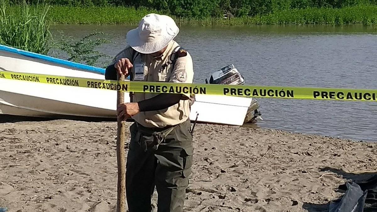 Localizan cadáver de militar atacado por cocodrilo en Puerto Vallarta