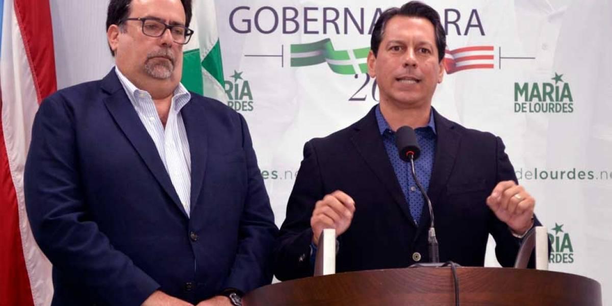 PIP rechaza invitación del gobernador sobre gestiones en Washington