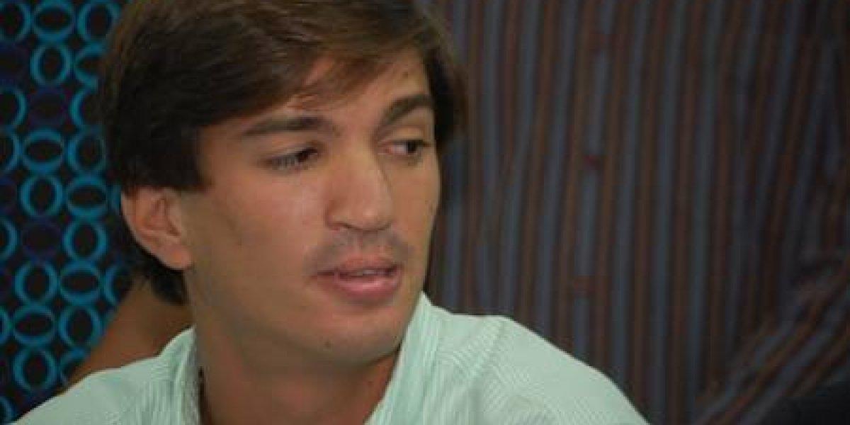 Hijo de Luis Fortuño sigue los pasos de su padre
