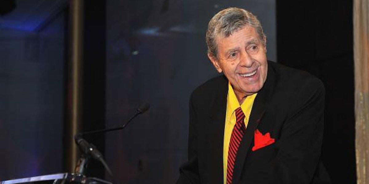 Muere el actor y cómico Jerry Lewis a los 91 años