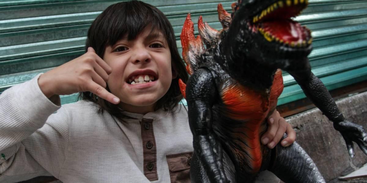 Así se vivió el primer día de grabación de Godzilla en el Centro Histórico