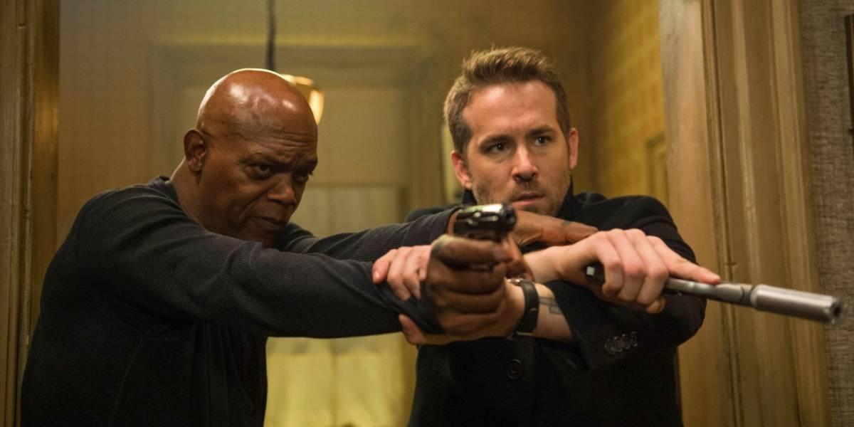 The Hitman's Bodyguard supera a Logan Lucky en taquilla