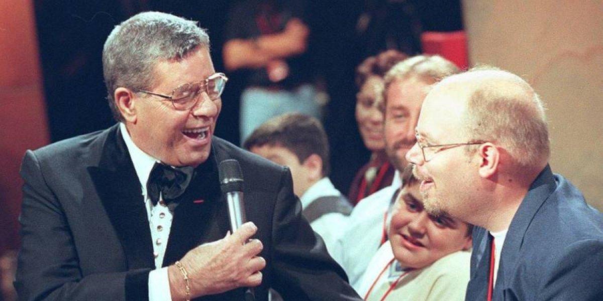 Muere Jerry Lewis, ícono de la comedia, a los 91 años
