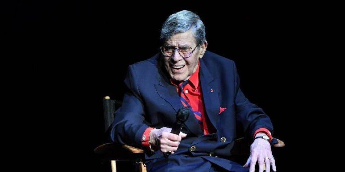 Comediantes y luminarias reaccionan al deceso de Jerry Lewis