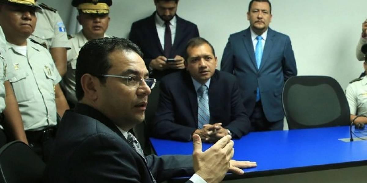 Presidente Morales pide respetar la Constitución ante cualquier otra ley