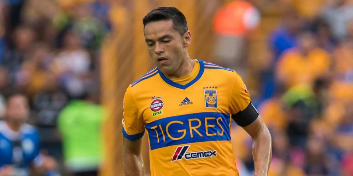 Juninho ha tenido una carrera exitosa con Tigres UANL