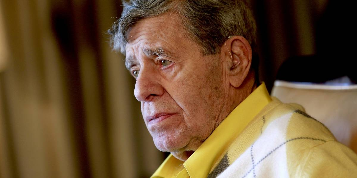 Fallece el comediante Jerry Lewis