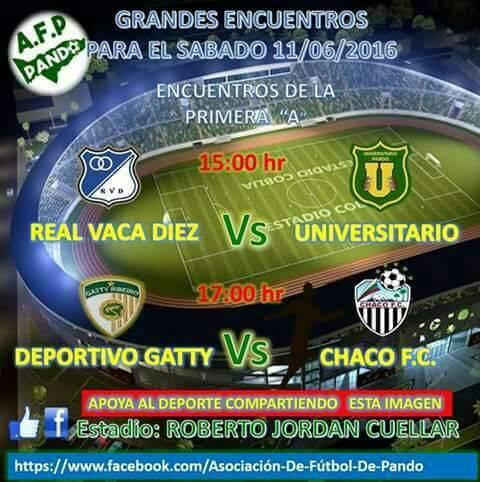 Liga regional de Bolivia