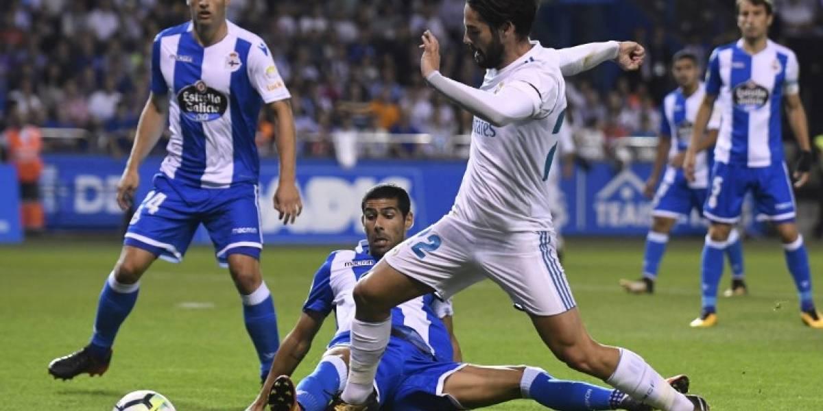 El Real Madridinicia la defensa de su título liguero ante el DeportivoLa Coruña