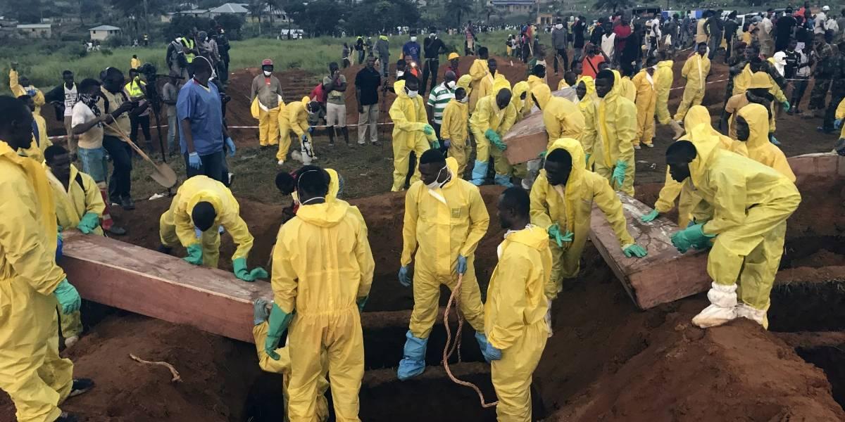 Derrumbes en Sierra Leona cobran vida de 500 personas