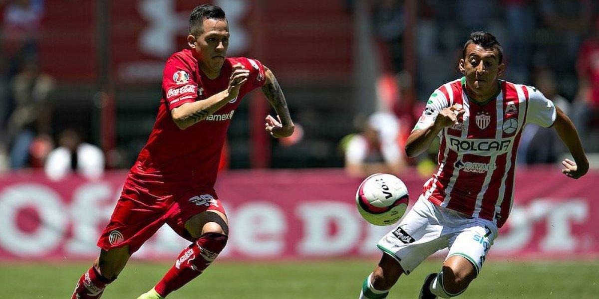 Jornada 5 cierra con aburrido empate entre Toluca y Necaxa