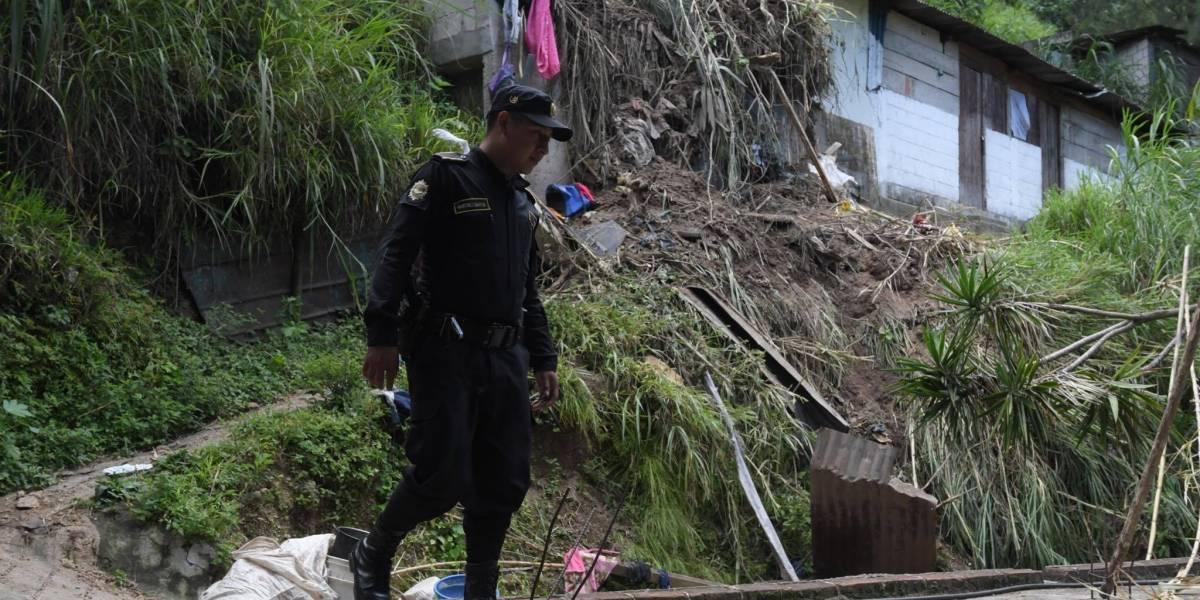 Tuberías clandestinas ocasionaron deslave en el Barrio San Antonio