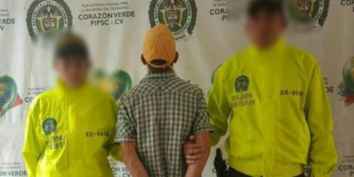 Capturan a violador en serie de universitarias en Santander