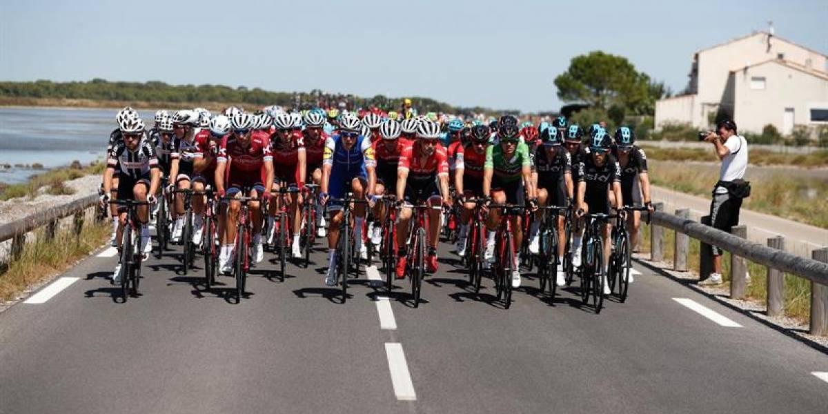 Así quedó la Vuelta a España después de correrse la segunda etapa
