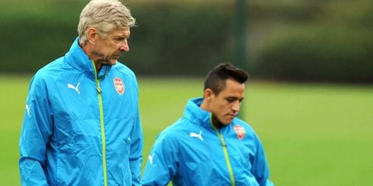"""Wenger confía en recuperación de Alexis: """"Si todo va bien estará en el próximo partido"""""""
