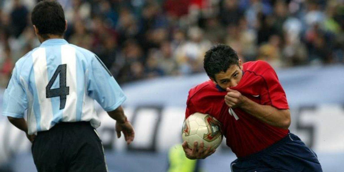 El gol más gritado de Milovan Mirosevic con la camiseta de la Roja