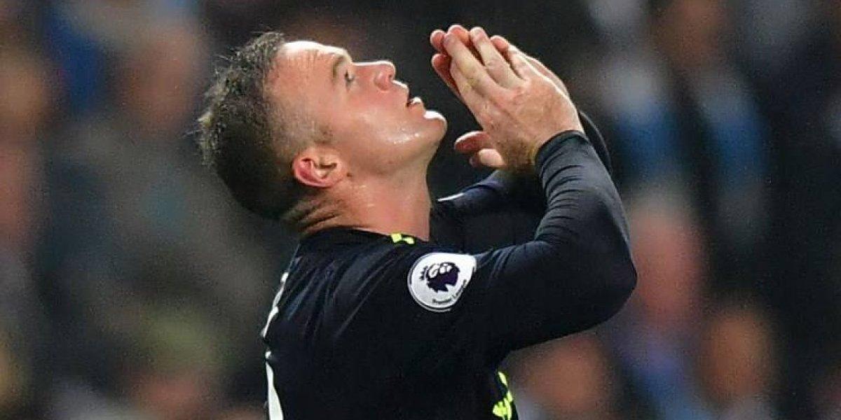 Minuto a minuto: Wayne Rooney pone en ventaja a Everton ante Manchester City