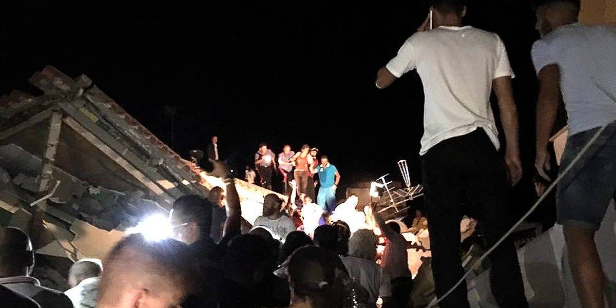 Un sismo en la isla italiana de Ischia deja al menos dos muertos