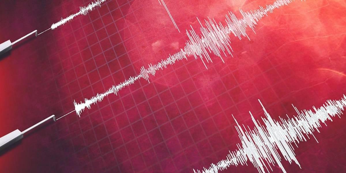 Movido despertar: sismo de 4,9 remece a la Región Metropolitana y a Valparaíso