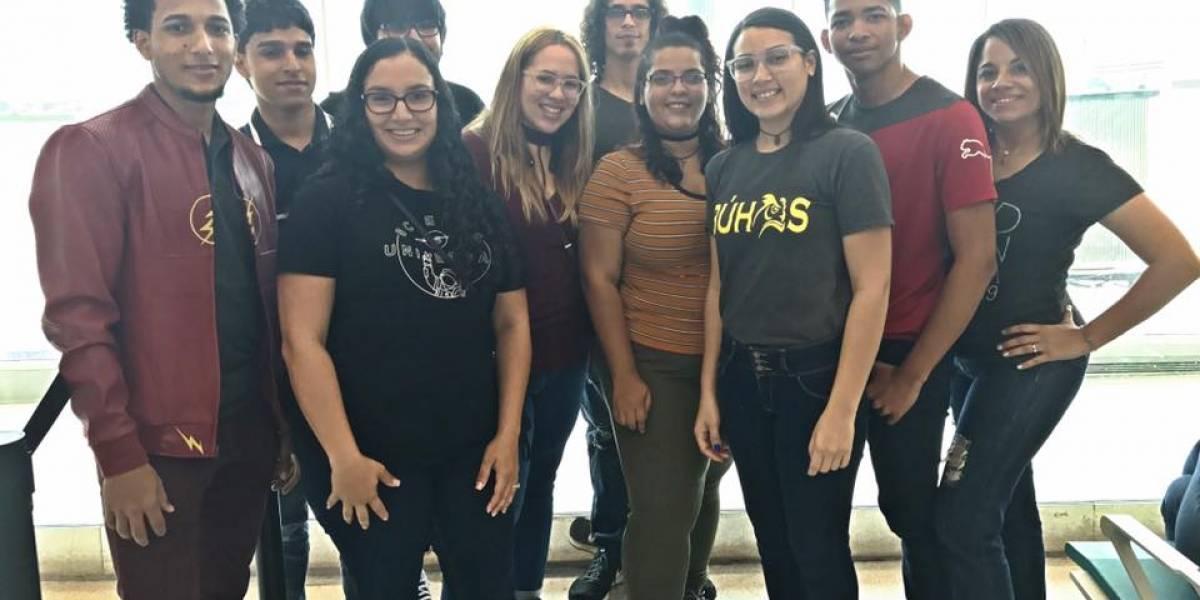 Estudiantes de UPR Humacao llegan a Carolina del Sur para ver eclipse total