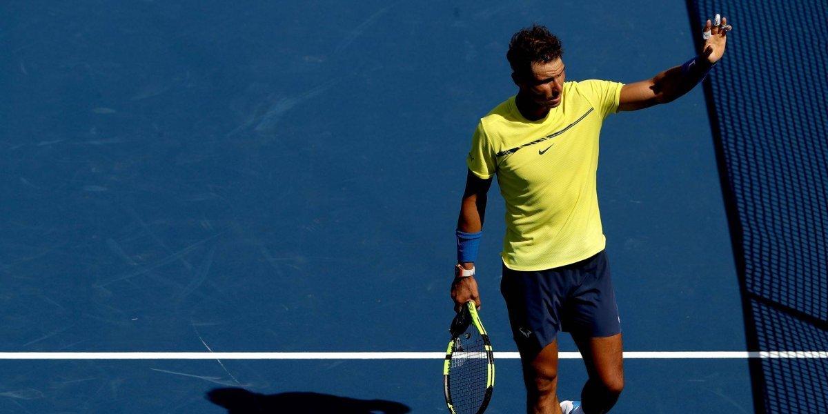 Rafael Nadal vuelve a la cima del ranking mundial