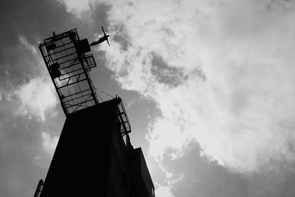Joven sufrió accidente en 'bungee jumping'