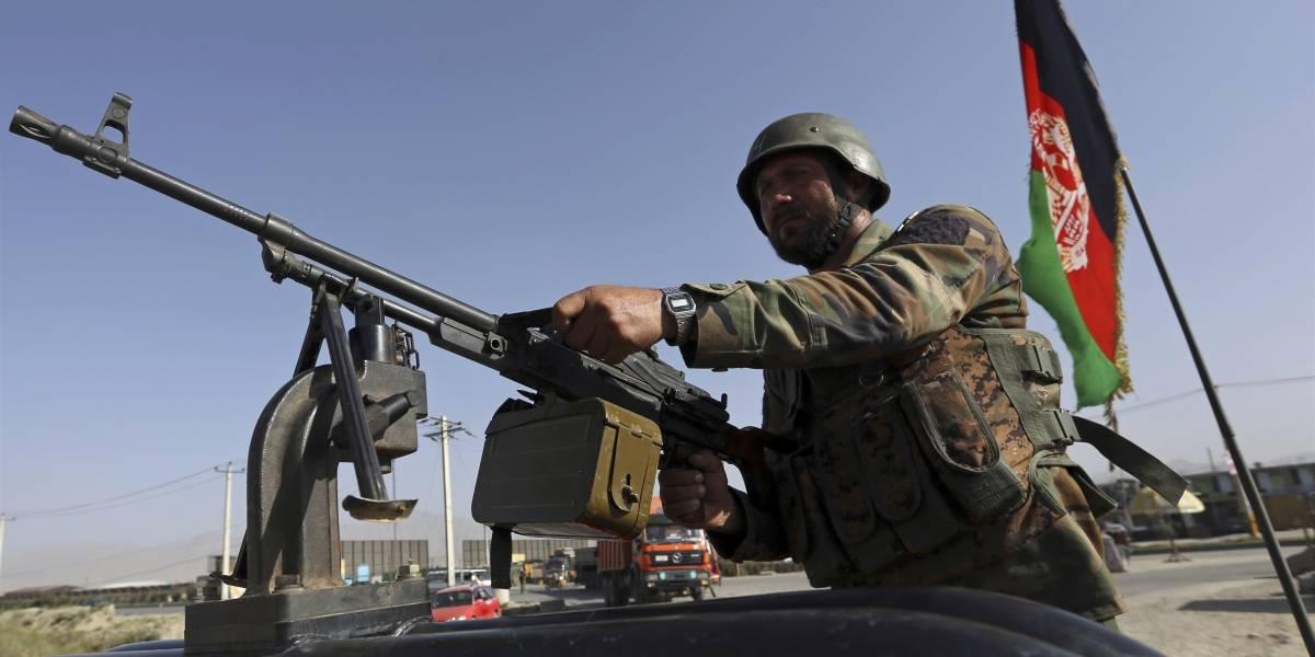 Lanzan misil cerca de la Embajada de Estados Unidos en Afganistán
