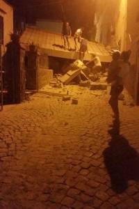 Imágenes de los daños tras el terremoto