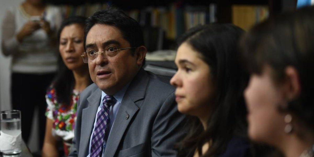 """Augusto Rodas: """"Los derechos humanos no tienen ideología"""""""