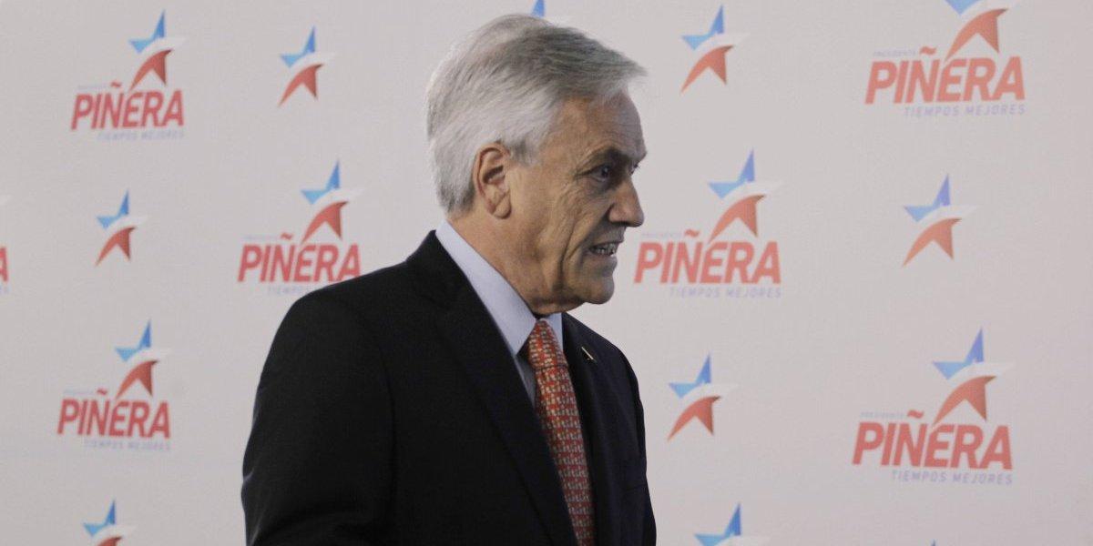 Corte de Apelaciones ratifica sobreseimiento de Sebastián Piñera — Caso Exalmar