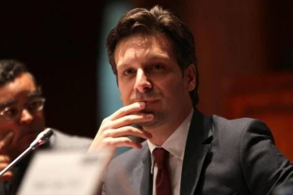 Guillaume Long, nuevo embajador de Ecuador ante ONU en Ginebra presenta sus credenciales