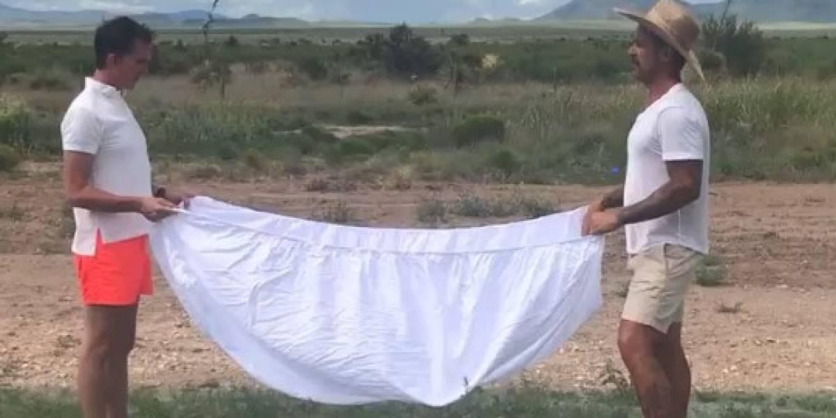 Lo que parecía imposible: el mejor truco para doblar sábanas elasticadas
