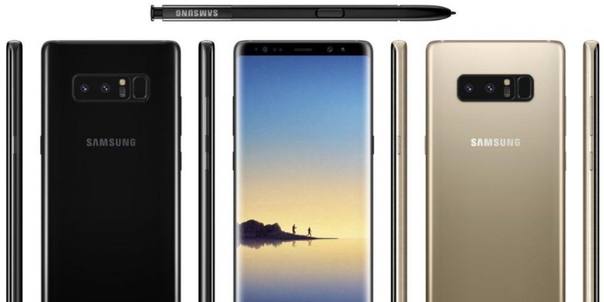 Samsung lanzará en septiembre el Galaxy Note 8
