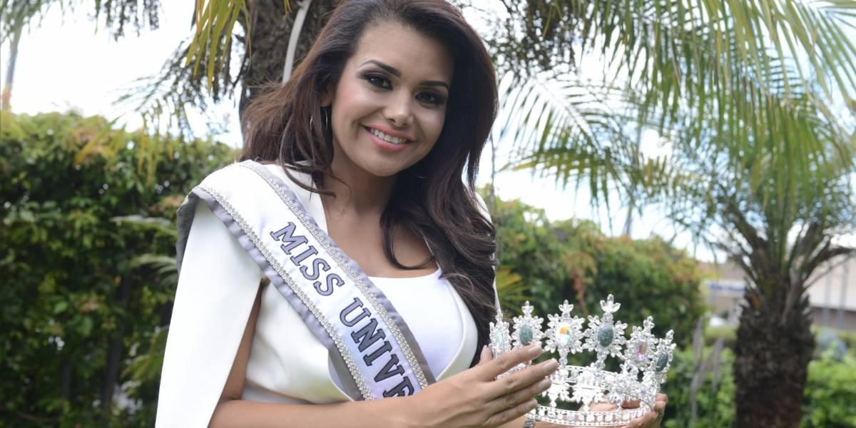 Isel Suñiga, la niña con sobrepeso que logró ser Miss Universe Guatemala