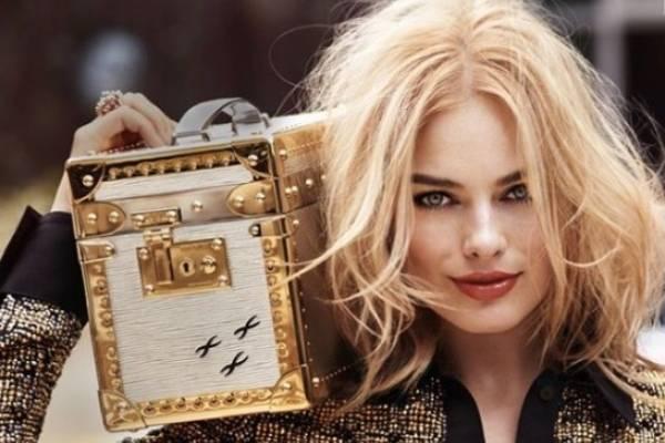 La transformación de Margot Robbie para su nueva película