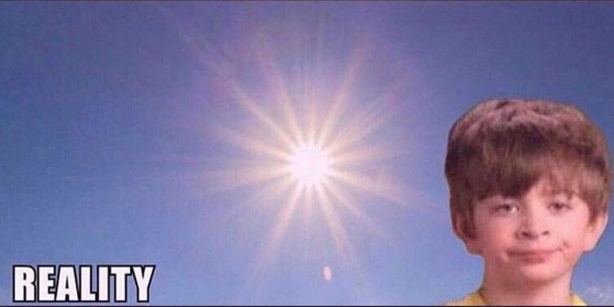 Revisa los mejores memes que dejó el eclipse en las redes sociales
