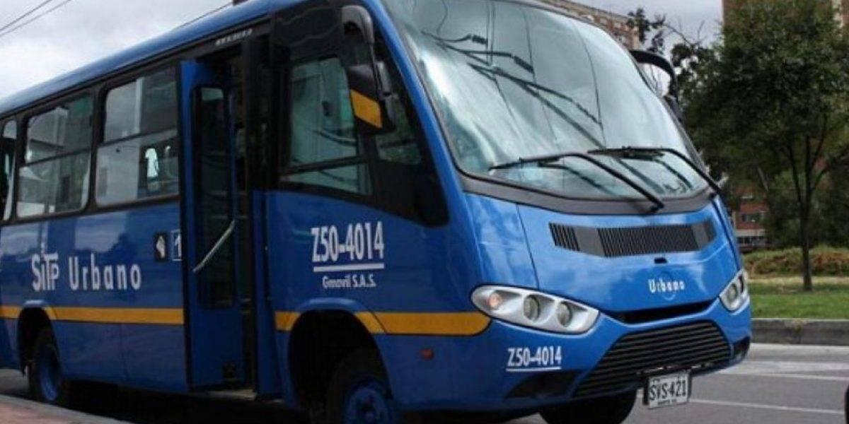 Nueve mujeres fueron abusadas y robadas dentro de un bus del Sitp, en Bogotá