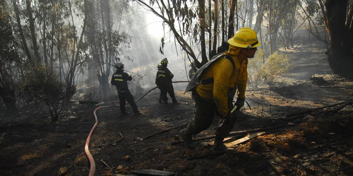Tecnología chilena contra incendios es finalista en concurso internacional