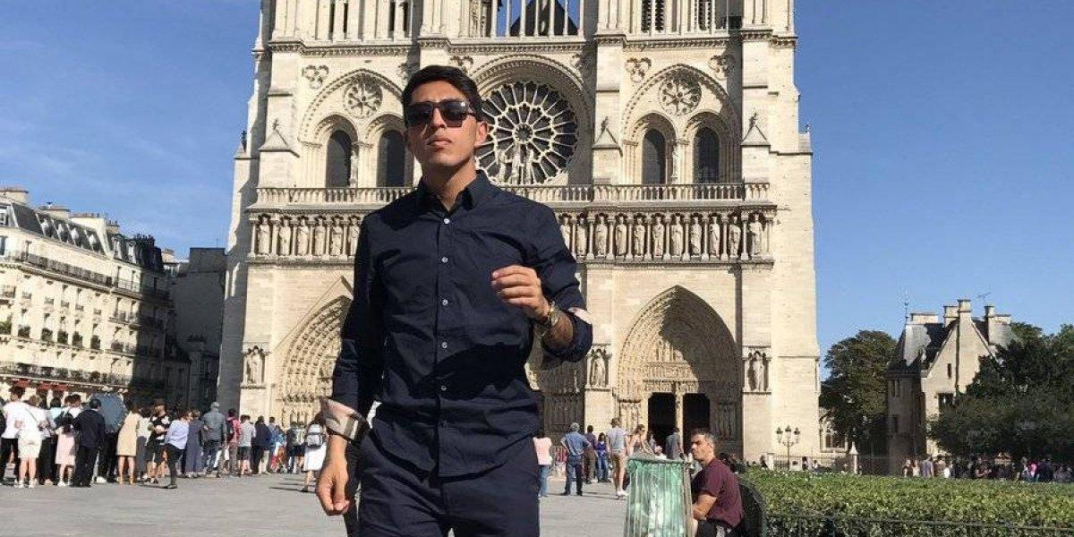 Mexicano Omar Govea aparece en el once ideal de la Liga de Bélgica