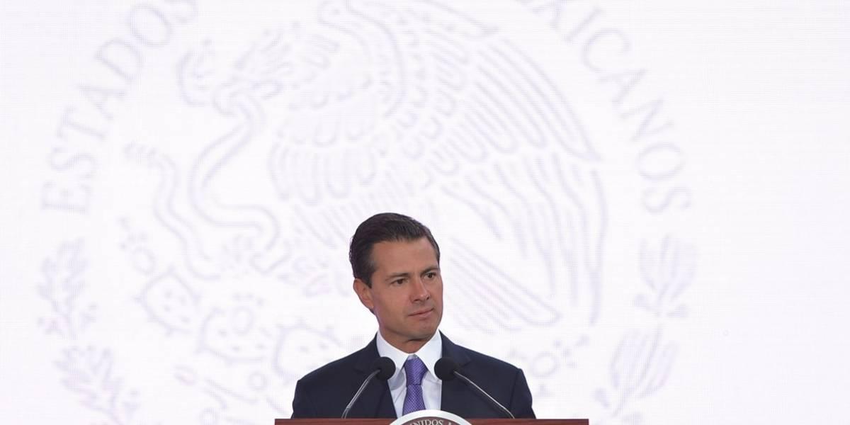 Peña Nieto da recomendaciones para ver el eclipse solar