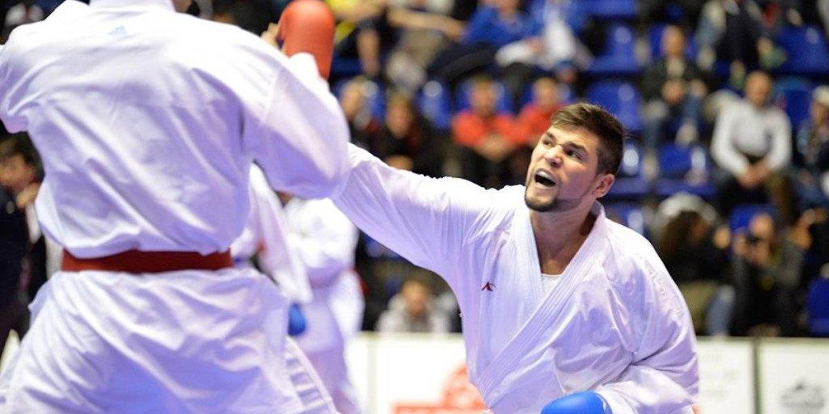 Chileno campeón mundial de kárate: