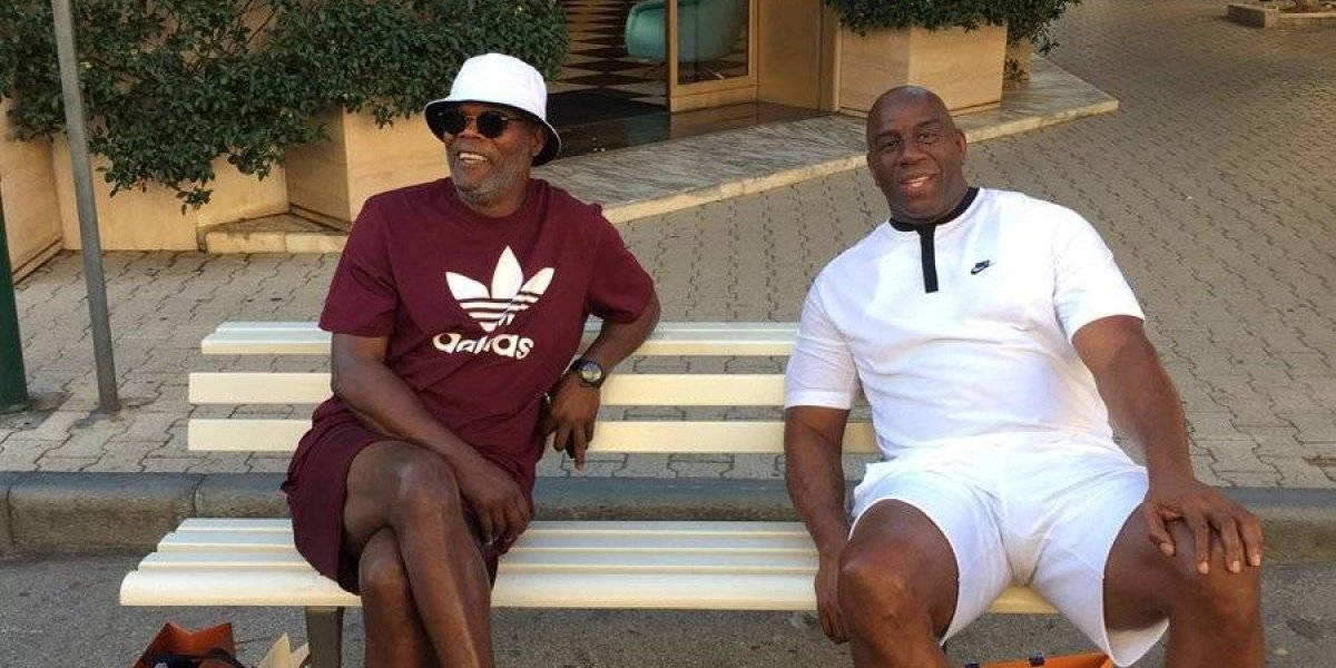 Magic Johnson es confundido con inmigrante indocumentado en Italia