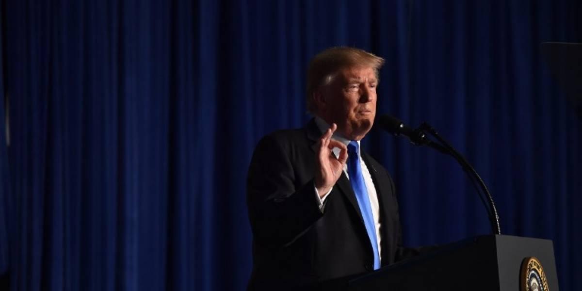 Donald Trump abierto a un posible acuerdo político con los talibanes