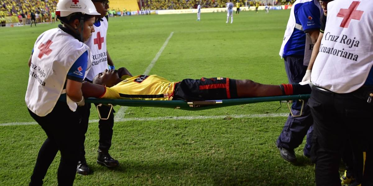 Video: Así se recupera Tito Valencia