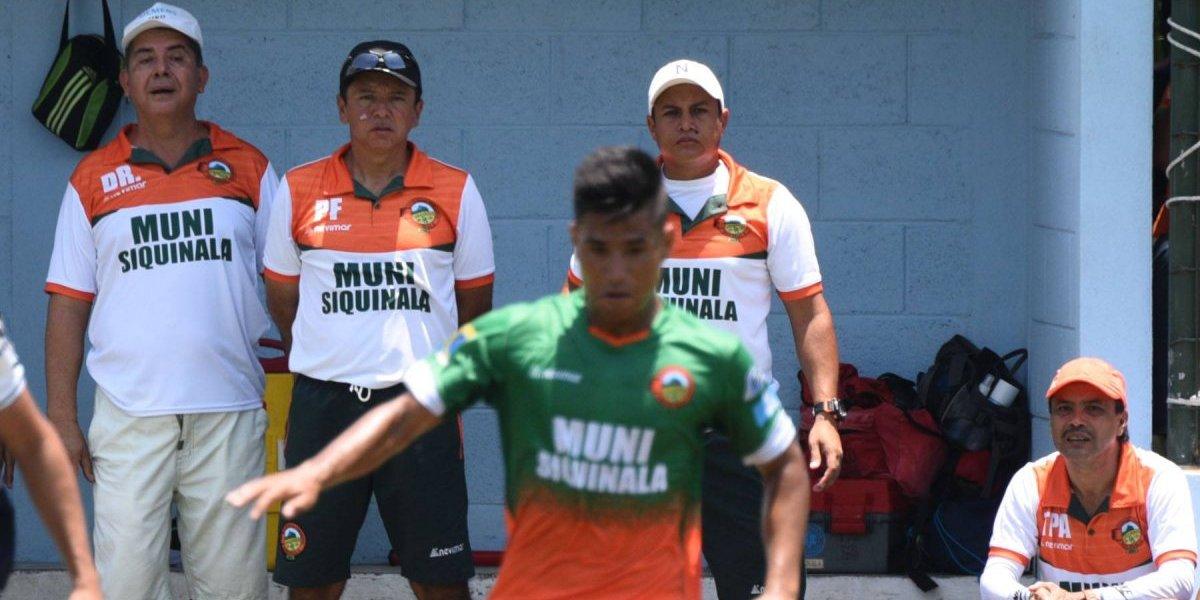 Siquinalá sufre un cambio tras la derrota ante Petapa